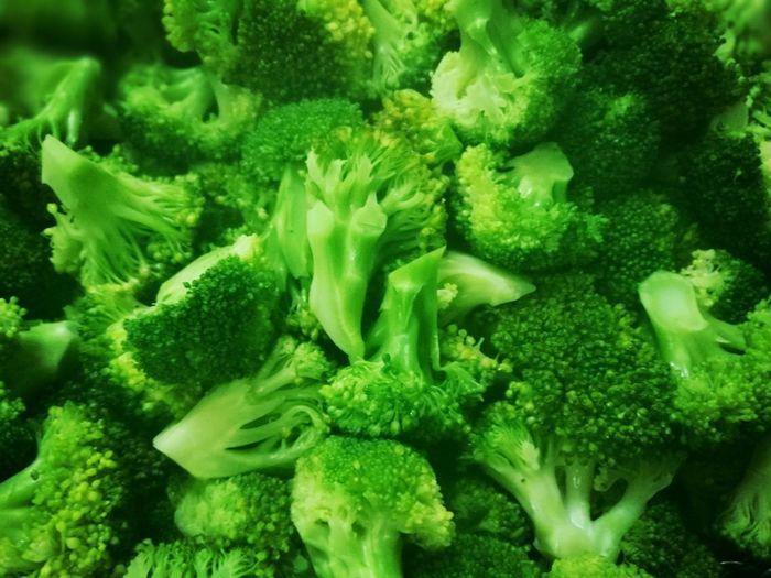 Brocolli Go Green