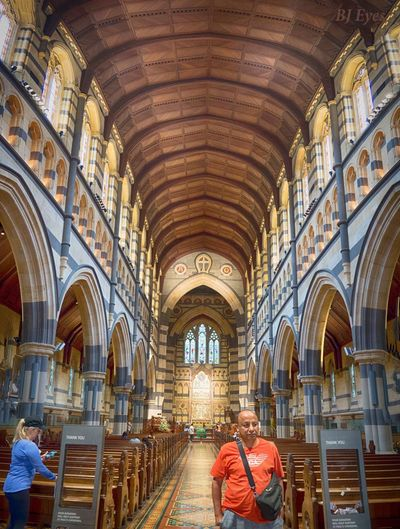 St Paul Architecture Arch Built Structure Group Of People Spirituality Religion Men Ceiling
