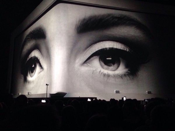 Adele Adele Concert Concert Photography Eyes Blackandwhite