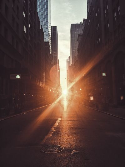 Avenue Eyeem Philippines Manhattan Streetphotography Sunset_collection