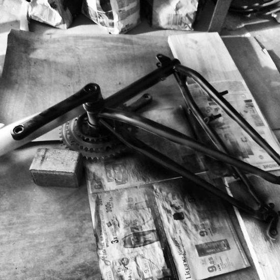 Allinblack Bike MTB Painting