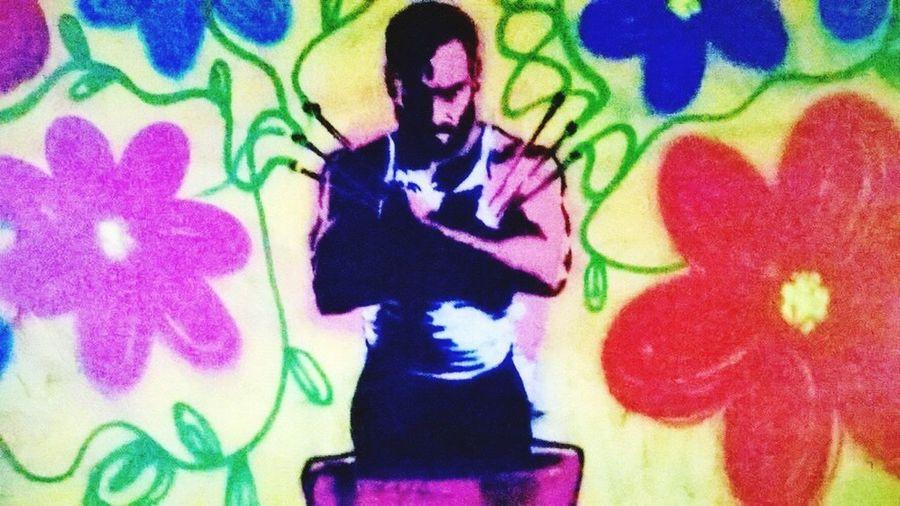 Wolverine gone retro. . . (Abandoned Miami Marine Stadium Key Biscayne, FL)