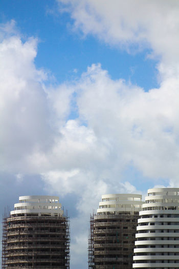 Album Art Architecture Building Exterior Built Structure City Day Modern No People Outdoors Residential  Sky Skyscraper
