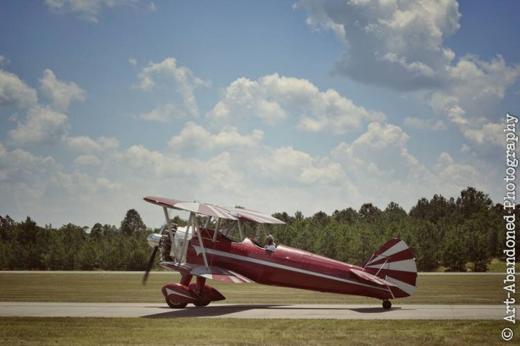 Biplane Airshow