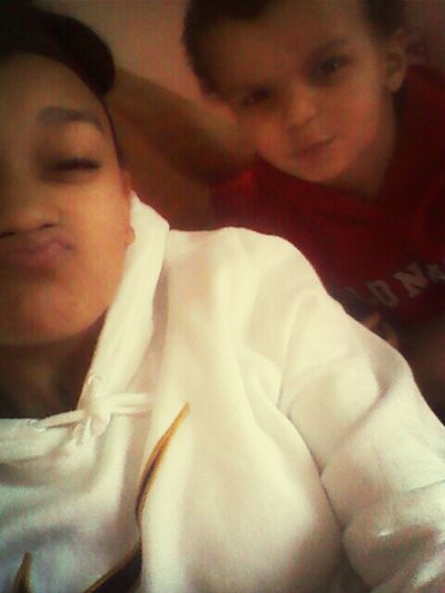 Me and My Lil Brother <3