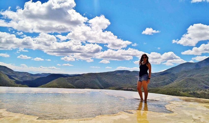 Mountain Nature Tranquility Mexico Hierve El Agua Nature_collection Naturephotography Nature Lover Nature Harmony Nature Photograhy Mexico Una Mirada Al Mundo Mexicocolors Mexico Y Su Naturaleza Waterfall Trip Nature Reserve Peace And Tranquility Peaceofmind Peaceful Moments Travelphotography Traveling The World First Eyeem Photo Go Higher