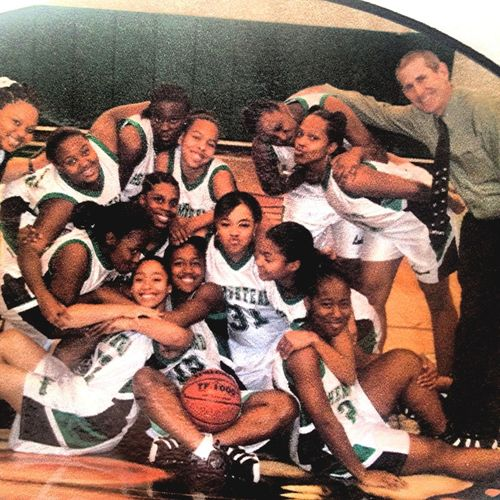 #tbt Mi Fresman Yr In High Skoo, The Best Team I Hve Ever Played Wit. Not Onli Mi Teammates But Also Family
