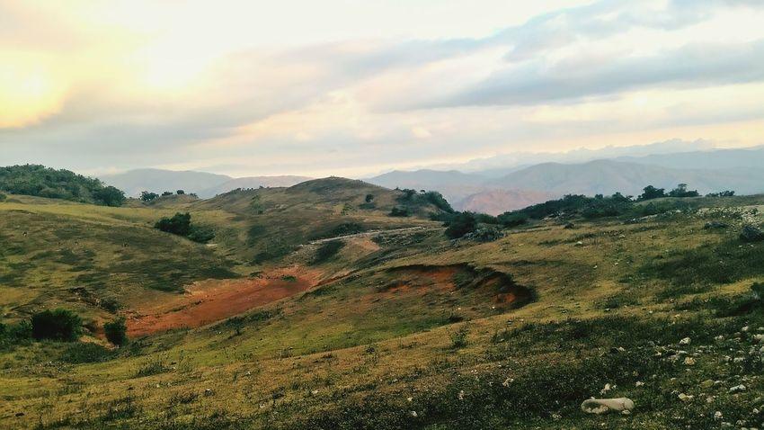 Fulan Fehan hills in Atambua, Timor island, Indonesia Fulanfehan Atambua INDONESIA