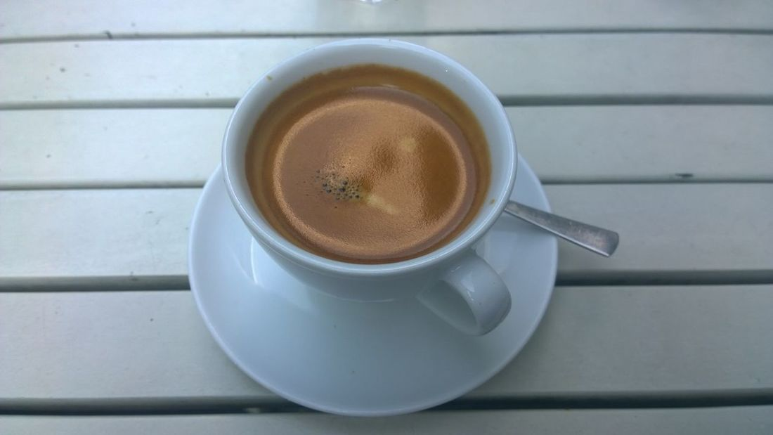 Strong Coffee Cafexperiment