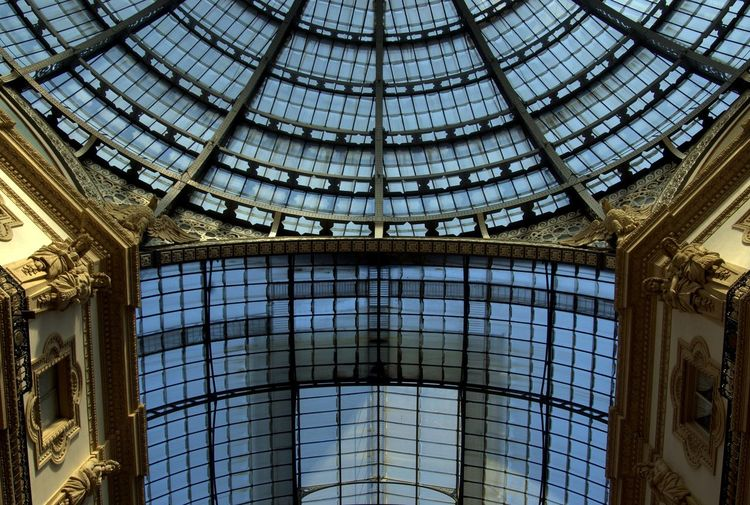 Architectural Design Architecture Architecture Architecture And Art Built Structure Ceiling Day Geometric Shape Hotel Indoors  Low Angle View No People Old Buildings Pattern Shopping Sky