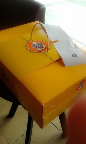 hmmmmmmmmmm Donuts Chocolate Covered In Heaven