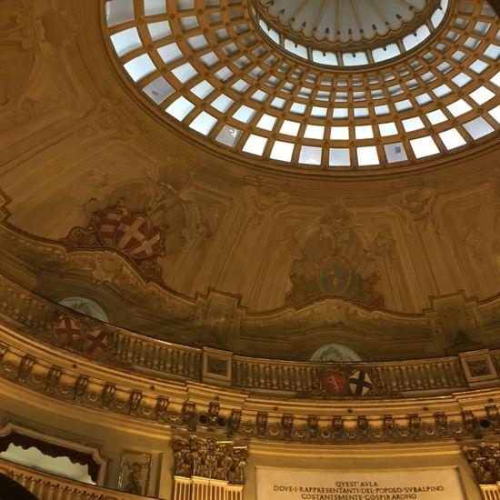 Palazzo Carignano Parlamento Fine Art Photography