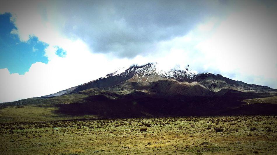 Chimborazo! All you need is Ecuador!