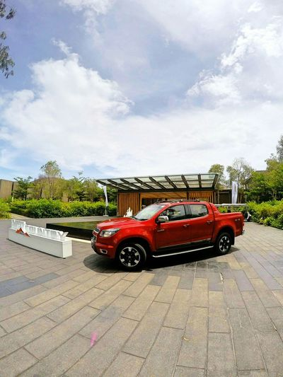 Media Ride n Drive - Chevy Colorado High Country - The Urban Edge Goprohero4 Goprothailand Toughtruck