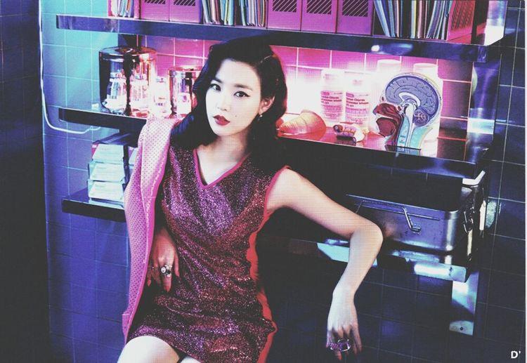 Tiffany SNSD GirlsGeneeation Soshi