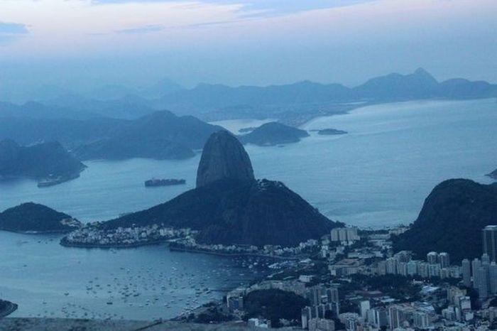 Rio De Janeiro Cristo Redentor-Río De Janeiro