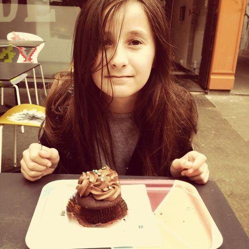 Sister Birthday Cupcakes