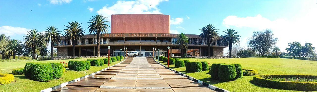 National Assembly Of Zambia Africa Lusaka Zambia Heritage School Trip