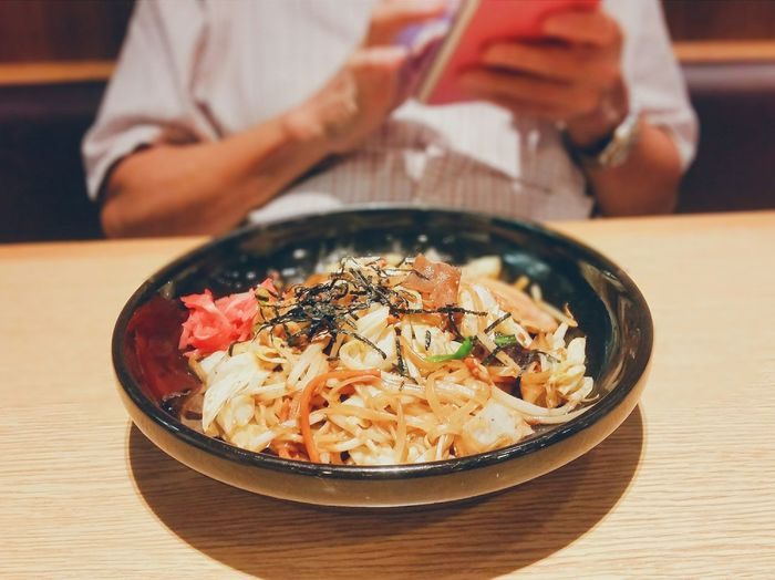 let's eat! 🍝 | Yakisoba Japanese Food Eating Eat Yummy Delicious Food Hungry Taking Photos
