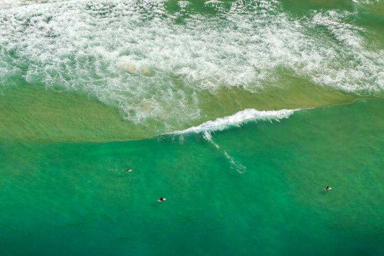 Surfing Day V Beautiful Brazil Green Helicopter Rio De Janeiro Travel Adventure Aerial Aerial View Aquatic Sport Art Canon Canonphotography Color Day High Angle View Motion Ocean Outdoors Sea Sport Surfing Travel Destinations Water Wave