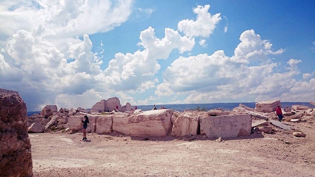 Coahuila, México Cuatro Cienegas Day Desert Desert Landscape Drydesert Lakes  Landscape Marmol Mexico No People Outdoors People Places I've Been Places To Go Rock - Object Sea Sky Tourism Travels