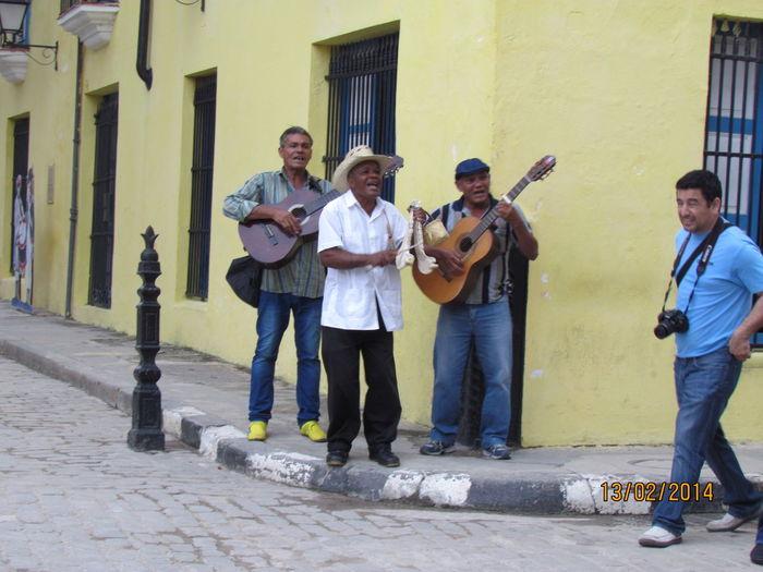 Beach Cuba Outdoors EyeEmNewHere Mature Adult People Musicians Around The World Cuba 2015