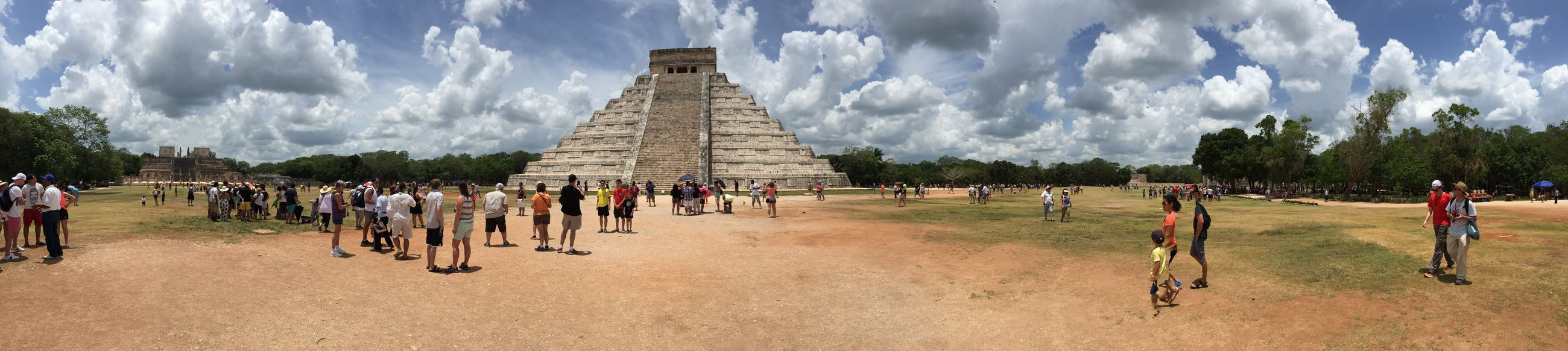 Chichen Itza Yúcatan Yucatan Mexico Architecture Panoramic Photography Check This Out 7th Wonder Of World Mayan Ruins Landscape