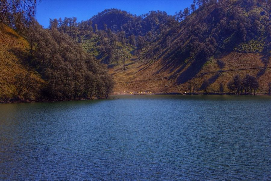 Nature INDONESIA This Is Indonesia Ranukumbolo Semeru Instanusantara Nusantara Exploreeastjava Snapseed IPhoneography