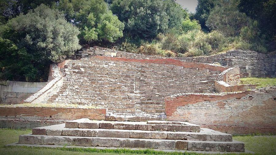 Anfiteatroromano Old Apollonia Oftheest