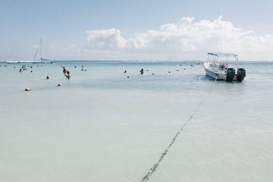 Nautical Vessel Sea Water Beach Horizon Over Water Scenics Beauty In Nature Day First Eyeem Photo