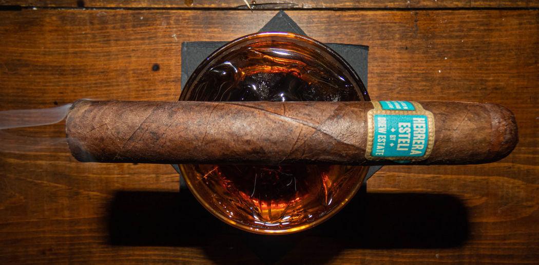 Cigar Bar Drink