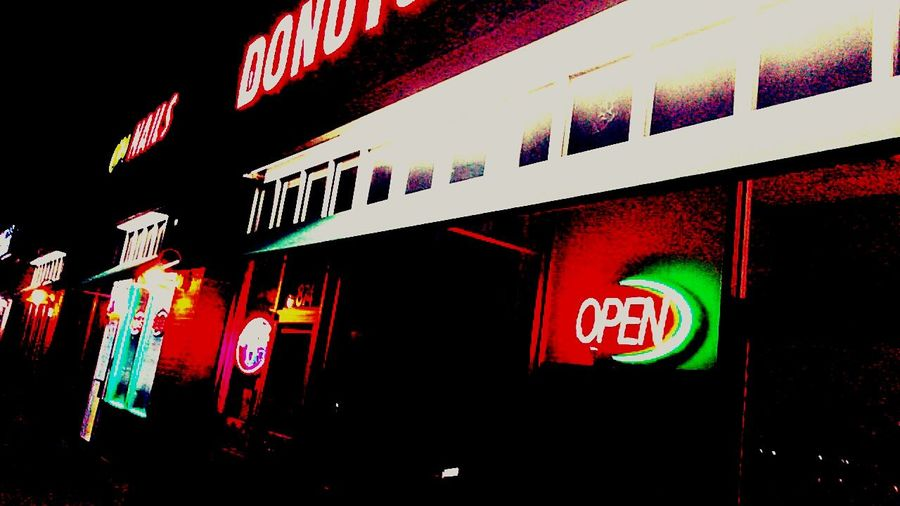 All The Neon Lights You Can See Walking Around In This City Amazes Me Daily !