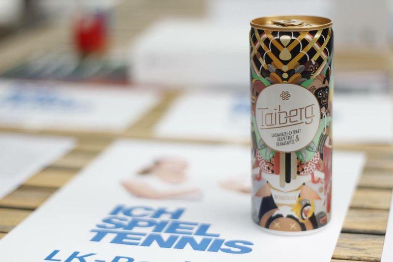 Taiberg Ichspieltennis Conection Freshness Have A Drink