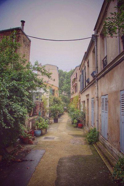 Landscape Photography EyeEm Gallery Photographer EyeEm Ville Lumière Paris Ménilmontant Quartier