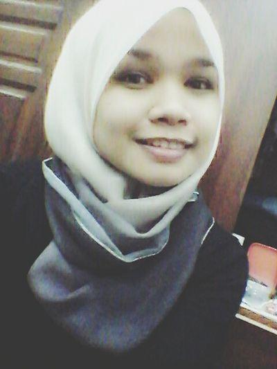 With Hijab  =)