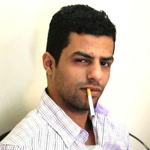 سحر السيجارة !!! First Eyeem Photo