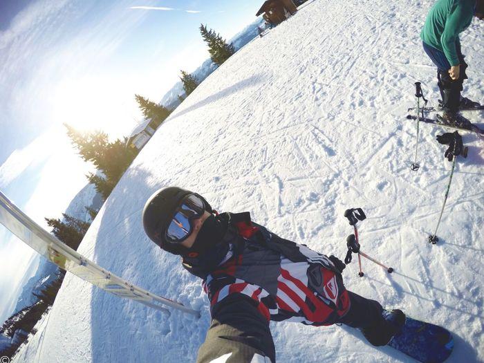 Adventure Powderdays Season  Snow Snowboarding Sunny Tirol  Winter