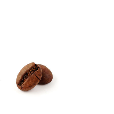 Americano Arabica Aroma Backgrounds Beans Beverage Brown Cafe Caffeine Close Up Coffee Coffee Beans Coffee Powder Espresso Food And Drink Fresh Grain Ground Coffee Group Of Objects Ingredient Macro Pattern Roasted Coffee Bean Robusta White Background