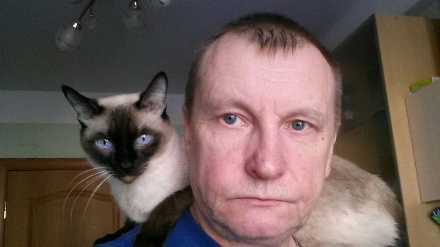 It is Me & my Kitten