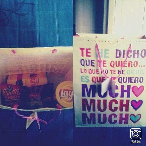 Mi polola quiere q sea un lechon :((( Elmejorregalo ♥♥♥♥