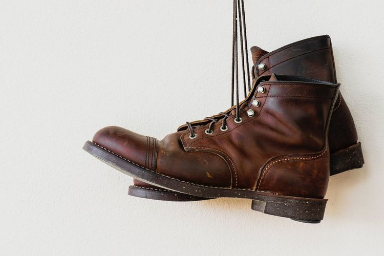 men boots Fashion Boots Men Boots Shoe Leather Brown Indoors  No People Boot Still Life Close-up
