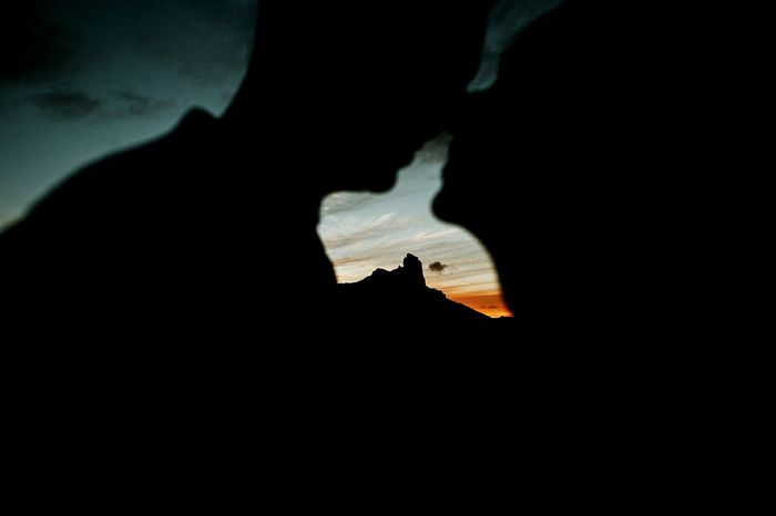 Focus Object Silhouette Nature Couple Mountain First Eyeem Photo