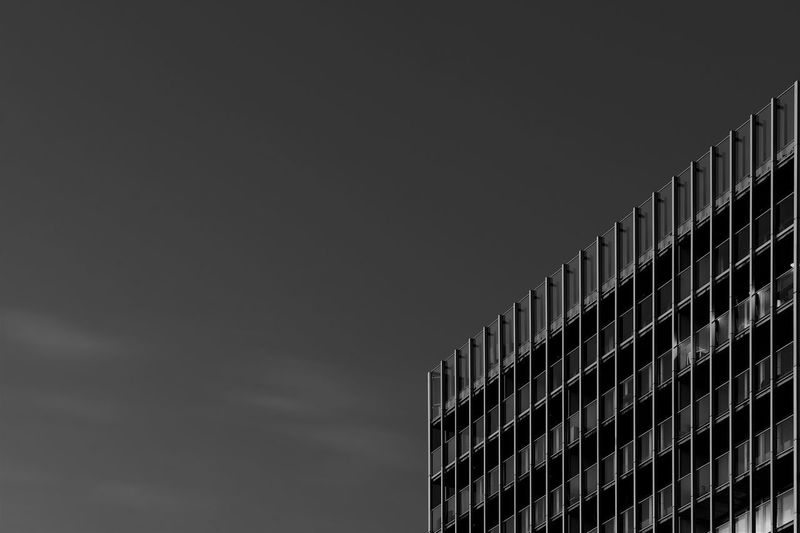 Rttdam[X] City Rotterdam Architecture Blackandwhite Building Building Exterior Outdoors Skyscraper The Architect - 2018 EyeEm Awards
