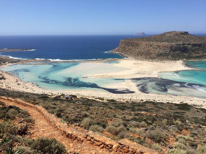 Balos Lagoon Summer Paradise First Eyeem Photo EyeEm Nature Lover Greece