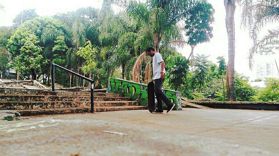 Skate Skateboarding Skatelife Skateboard Blue Square Sumare SP Euskatesp EyeEmBrasil That's Me