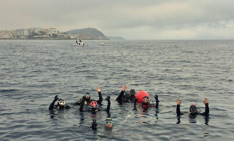 Derelicte Boreas amb Piscis Divind Diving Derelictes Pecios Buceo Immersion Sea Water Nature Men Adventure Outdoors Scuba Diving