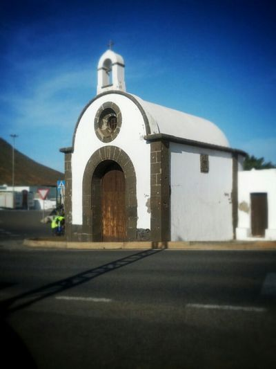 Ermita en San Isidro Church