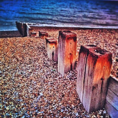 Bexhill Beach Bexhillbeach Shingle pebbles groyne sea englishchannel eastsussex