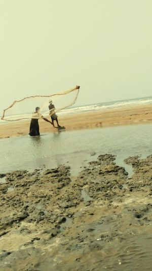 Check This Out Fisher Man Fishing Time Fishing Net Sea And Sand Mi4iphotography Beach Photography Relaxing