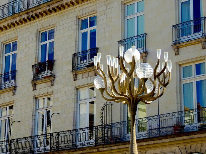 Light Built Structure Window Building Exterior Architecture Street Light Lighting Equipment City Outdoors City Life No People Modern Art Sightseeing